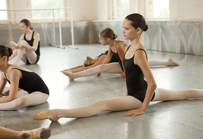 Фото №2 - Зачем нужно обязательно отдать ребенка на балет