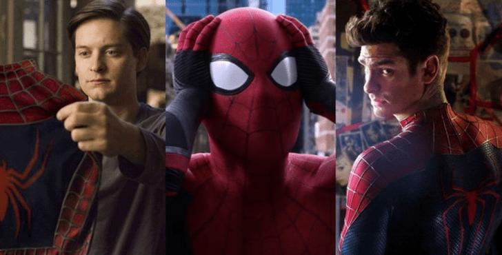 Фото №1 - Все, что мы знаем о новом фильме «Человек-паук: Нет пути домой» 🕷