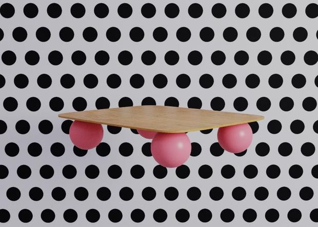 Фото №7 - Дебютная коллекция столов от KOS studio