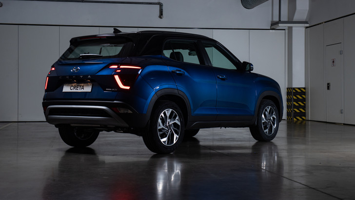 Фото №3 - Глаза выкатываются: новый Hyundai Creta представлен в России