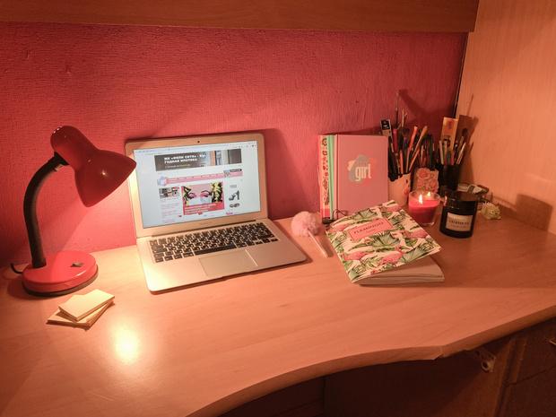 Фото №13 - Как обустроить рабочее место дома: советует редакция ELLE Girl