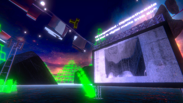 Фото №4 - Виртуальная не-игра от художников из России и Швейцарии