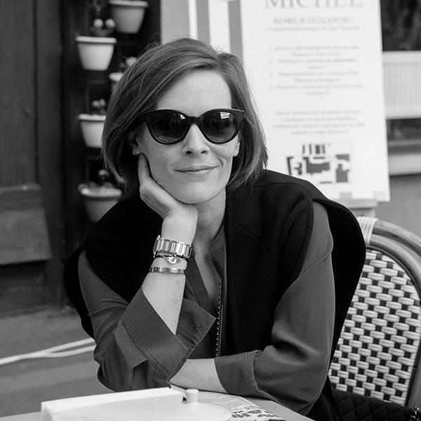 Фото №2 - Мадам Яэль Блик Рипер: парижанка и москвичка