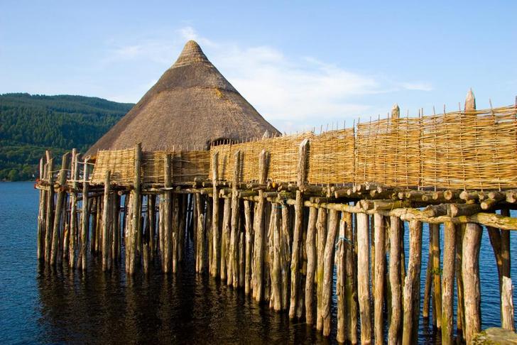 Фото №1 - В Уэльсе найдена постройка более древняя, чем Стоунхендж и пирамиды Гизы