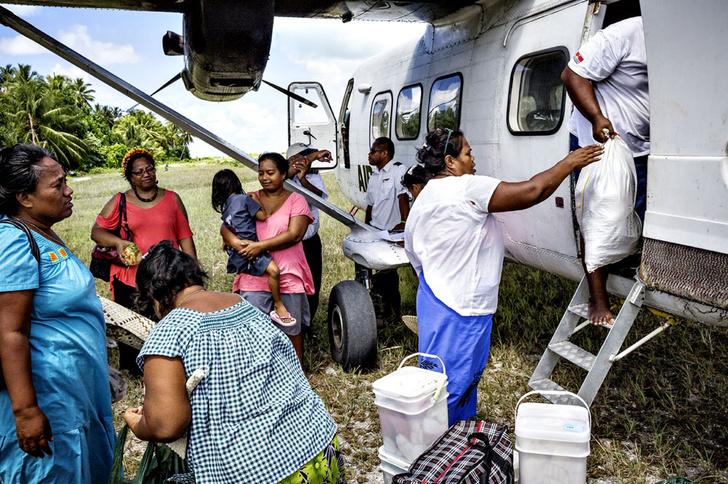 Фото №9 - Голубая бездна: как спасти Кирибати
