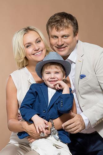 Фото №1 - Анна Городжая: «К созданию семьи я подошла уже сформировавшимся человеком»