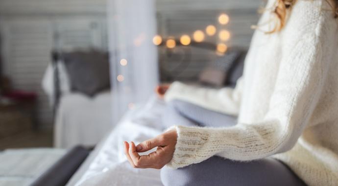3 даосских практики, которые помогут избежать новогоднего стресса
