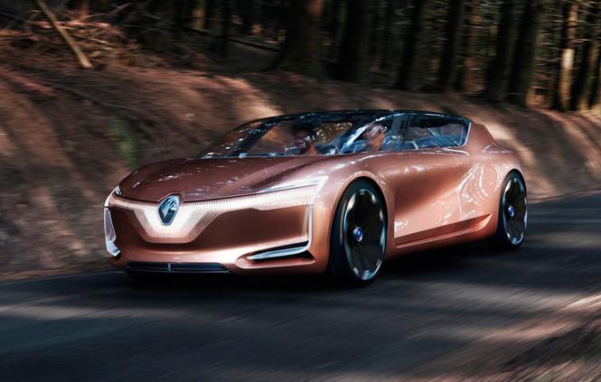Фото №1 - Renault делает автомобиль будущего частью умного дома
