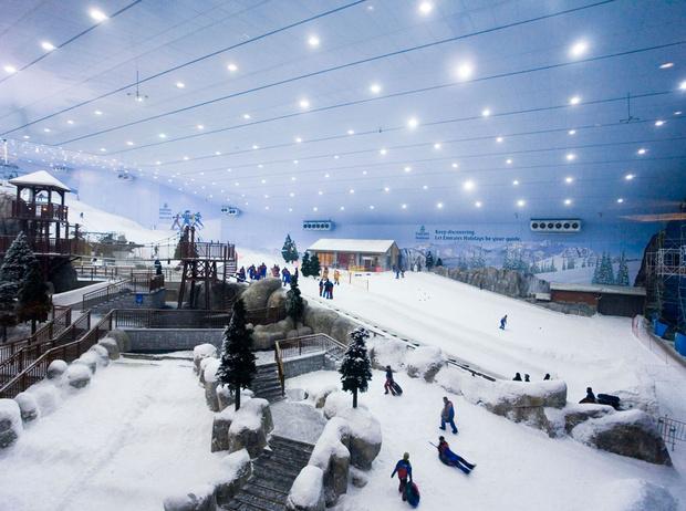 Фото №7 - Другой зимний отдых: 7 мест, куда можно отправиться этой зимой