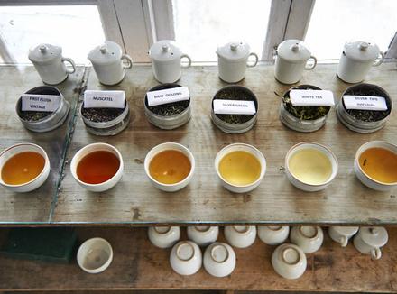 Чайники и чай
