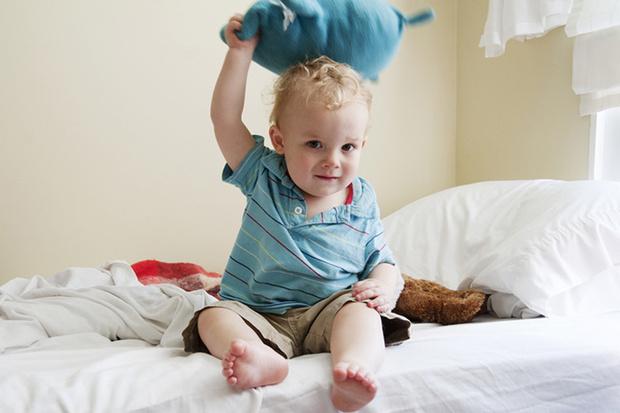 Фото №1 - Развитие ребенка с года до двух: от попыток к успехам