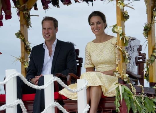 Фото №1 - Принц Уильям ждет наследника