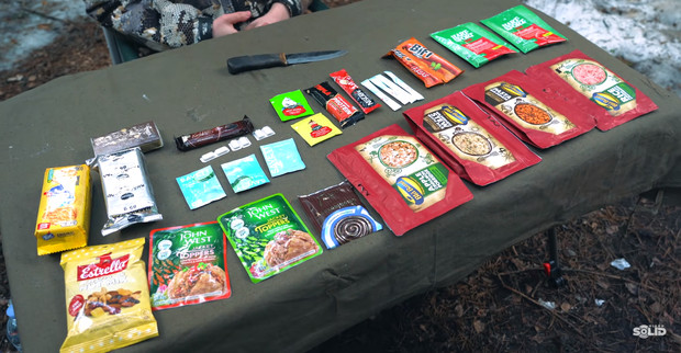 Фото №2 - «Это самый мажористый обед!» Что едят солдаты армии Финляндии— обзор ИРП, который тебя удивит