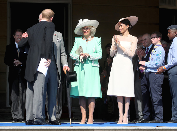 Фото №2 - Теперь я – герцогиня: новый стиль Меган Маркл