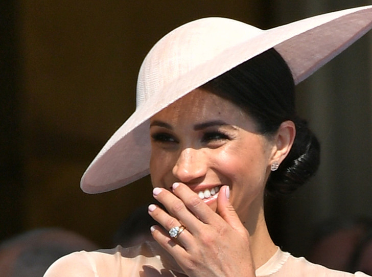 Фото №3 - Секреты улыбки герцогини Меган Сассекской