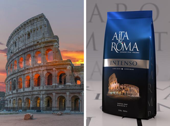 Фото №2 - Итальянская мечта: вспоминаем теплый и солнечный Рим за чашкой кофе Alta Roma