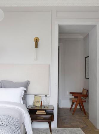 Фото №10 - Светлая квартира с винтажной мебелью в Лондоне