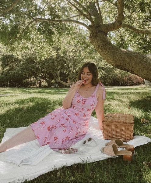 Фото №2 - Что надеть на свидание в парк или на природу: 5 классных вариантов