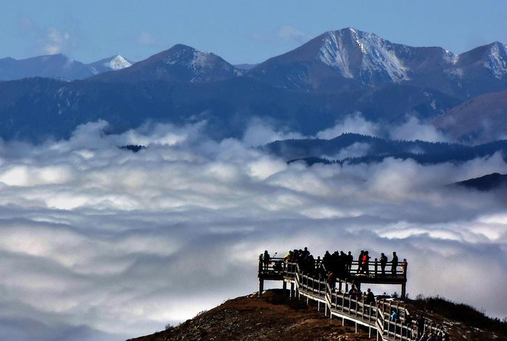 Фото №1 - Заповедный Китай