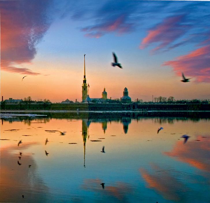 Фото №6 - Санкт-Петербург: трехмерное пространство