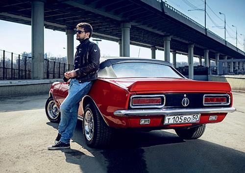 Фото №4 - Проверка на прочность: тест-драйв Chevrolet Camaro 1967 года