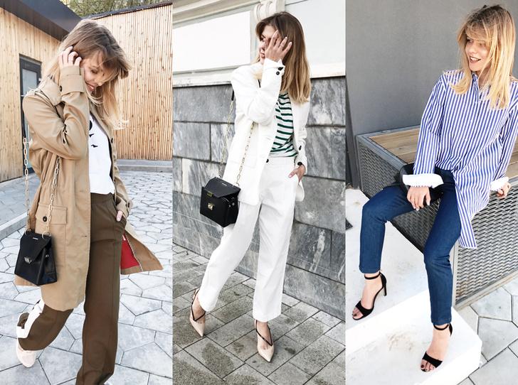 Фото №1 - Базовые вещи летнего гардероба: 4 примера и 2 альтернативы