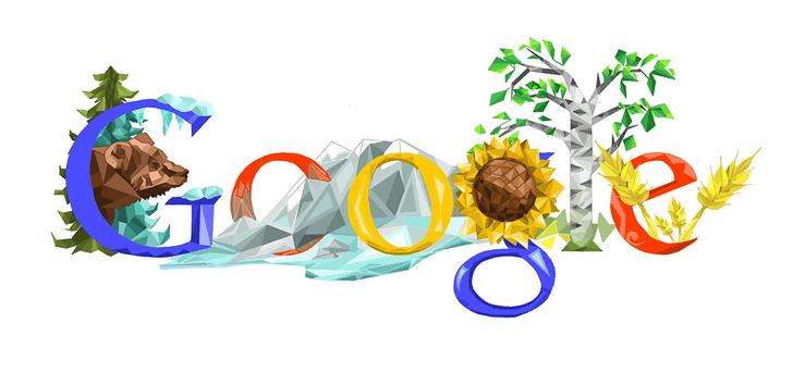Фото №24 - «Дудл для Google — 2015»: 30 лучших рисунков