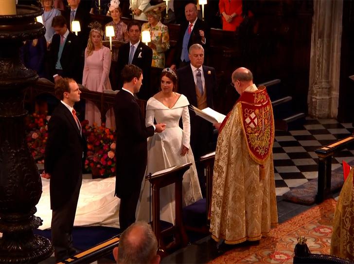 Фото №60 - Свадьба принцессы Евгении и Джека Бруксбэнка