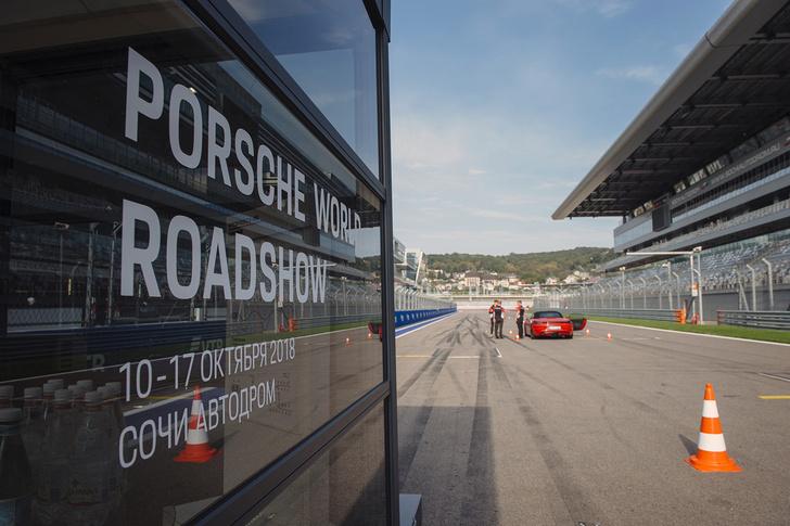 Фото №13 - Вирус Porsche: как прокатиться на всех моделях автомобильного бренда за один день