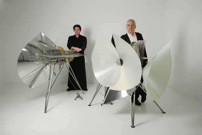 Фото №1 - Как выглядит и звучит музыкальный инструмент кристал-баше