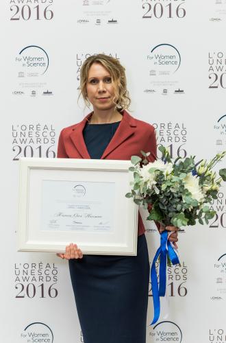 Фото №6 - L'oreal и Unesco назвали самых талантливых и перспективных женщин-ученых России