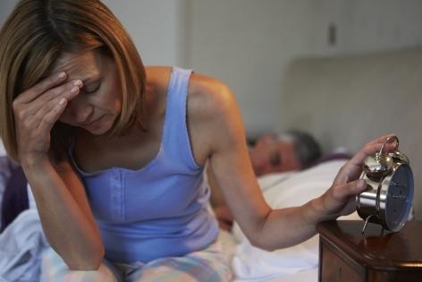 Бессонница как симптом менопаузы