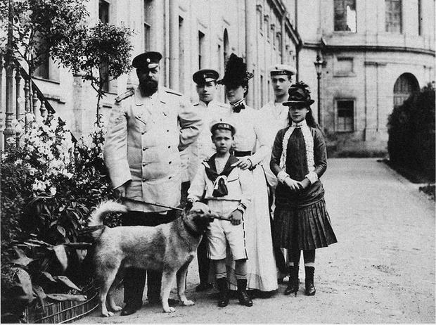Фото №2 - Что случилось с домашними животными Романовых после трагедии 1918 года