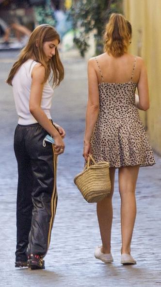 Фото №12 - Мамина копия: как выглядят и чем занимаются дочери супермоделей 90-х