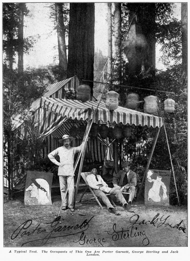 Фото №1 - Место, где больше 100 лет собираются самые влиятельные люди США для странных ритуалов