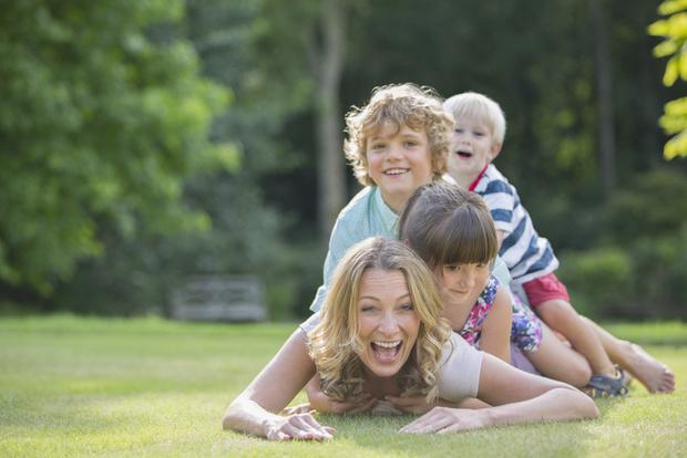 Фото №1 - 7 заповедей счастливых мам