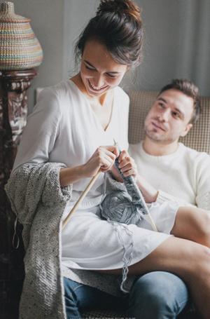 Фото №7 - И жили они долго и счастливо: как оставаться с мужем на одной волне