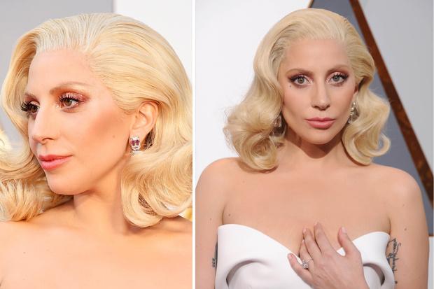 Леди Гага оскар 2016 макияж