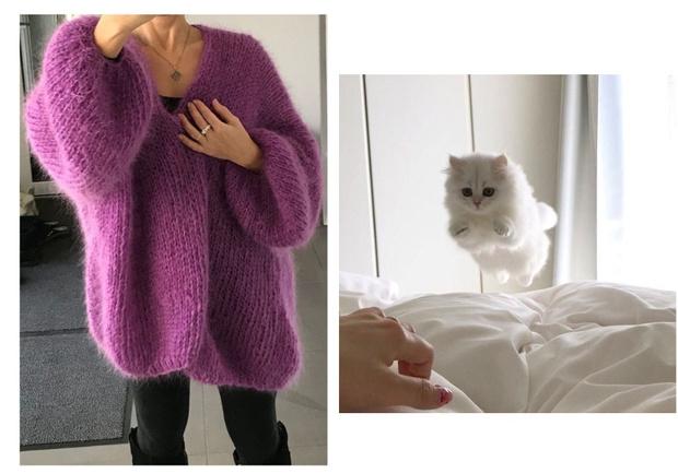 Фото №3 - Как ухаживать за кашемировыми свитерами, чтобы они дольше служили