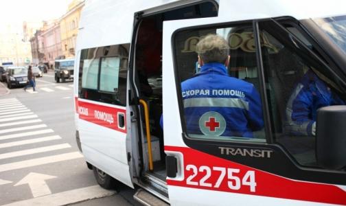 Фото №1 - Взгляд на стремление в больницу из кабины «Скорой помощи»