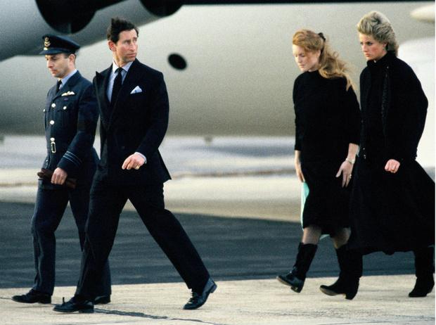 Фото №8 - Королевский скандал: из-за чего закончилась дружба Дианы и Сары Фергюсон