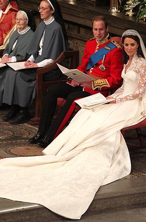 Фото №15 - Факты о свадьбе Кейт Миддлтон и принца Уильяма, о которых вы могли не знать
