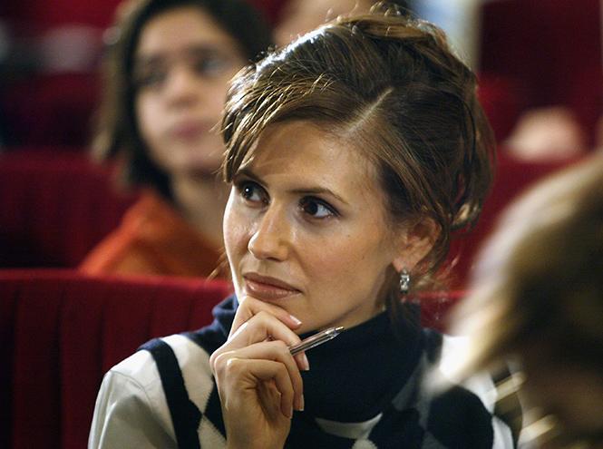 Фото №7 - Из «сирийской Дианы» в «Первую леди из ада»: история Асмы Асад