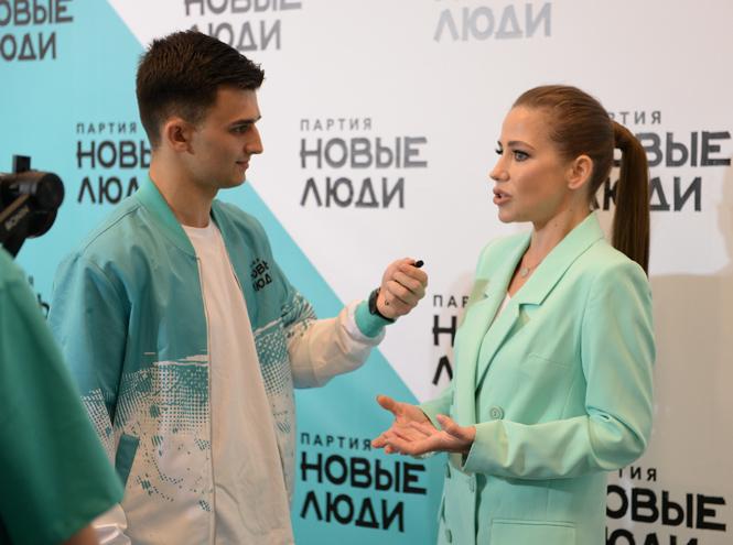 Фото №2 - Чтобы услышали людей или Почему Юлия Барановская поддерживает партию «Новые люди»