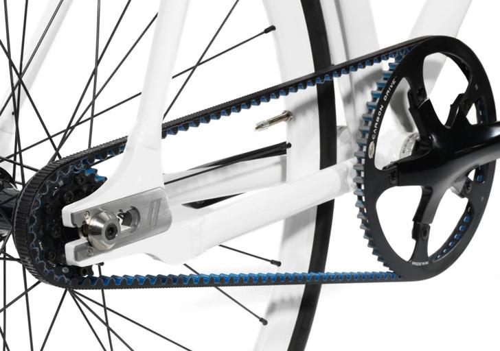 Фото №1 - Разбираемся в велосипедах без цепи: карданный привод или ременный