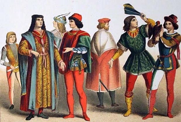 Фото №7 - 7 женских предметов гардероба, которые были придуманы для мужчин