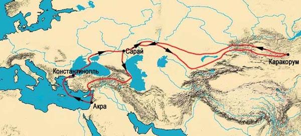 Фото №5 - Монах Рубрук между Западом и Востоком