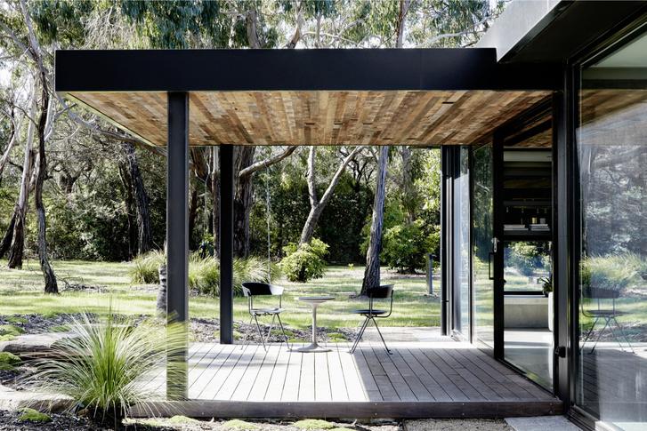 Фото №2 - Лесной царь: модернистский дом под Мельбурном