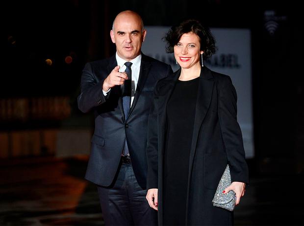 Фото №1 - Боги политического Олимпа: президенты и их жены на званом ужине в Париже
