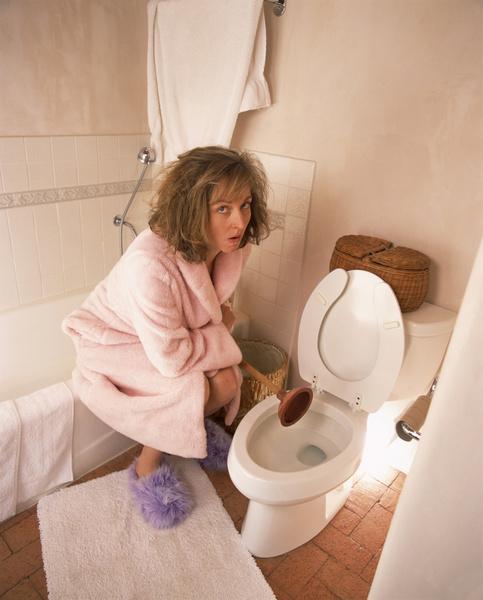 Фото №2 - Как прочистить засор в унитазе: отвечают пользовательницы Woman.ru